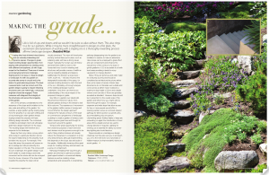 Making the Grade - Essence Magazine April 2014